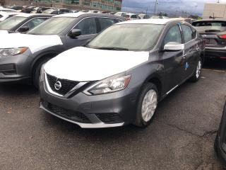 Used 2018 Nissan Sentra 1.8 SV for sale in Montréal, QC