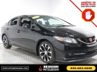 Used 2013 Honda Civic SI for sale in Laval, QC