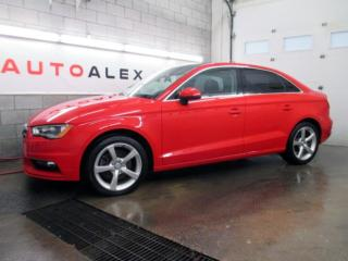 Used 2015 Audi A3 1.8t Toit Pano Cuir for sale in St-Eustache, QC