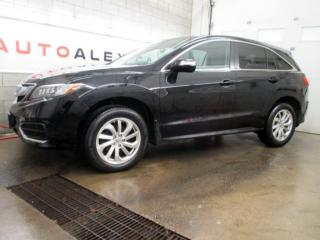 Used 2016 Acura RDX AWD for sale in St-Eustache, QC