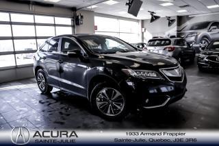 Used 2017 Acura RDX elite pkg for sale in Ste-Julie, QC