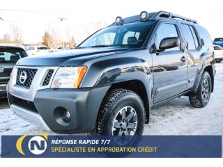 Used 2015 Nissan Xterra Pro-4x Awd for sale in St-Jean-Sur-Richelieu, QC