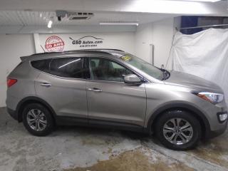 Used 2015 Hyundai Santa Fe SPORT for sale in Ancienne Lorette, QC
