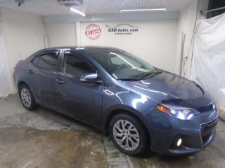 Used 2016 Toyota Corolla S for sale in Ancienne Lorette, QC