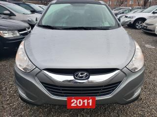 Used 2011 Hyundai Tucson Ltd for sale in Scarborough, ON