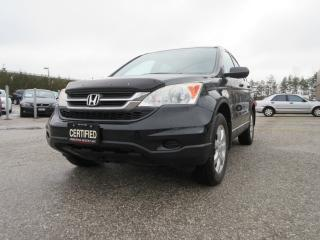Used 2010 Honda CR-V LX / ACCIDENT FREE / ONE OWNER for sale in Newmarket, ON