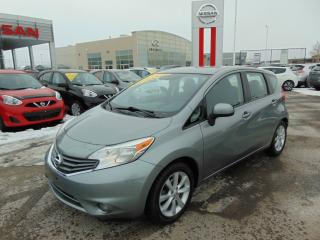 Used 2014 Nissan Versa Note NISSAN VERSA NOTE SL 2014 CVT ( 44963 KM for sale in Ste-Foy, QC