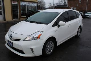Used 2014 Toyota Prius v for sale in Brampton, ON