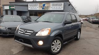 Used 2006 Honda CR-V SE for sale in Etobicoke, ON