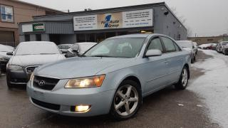 Used 2006 Hyundai Sonata GL Ltd for sale in Etobicoke, ON