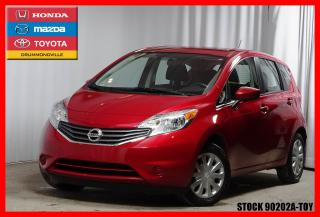 Used 2015 Nissan Versa Note 1.6 Sv Sièges Ch for sale in Drummondville, QC