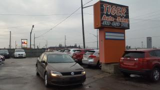 Used 2011 Volkswagen Jetta comfortline***ALLOYS**ONLY 131KMS**AUTO**CERTIFIED for sale in London, ON