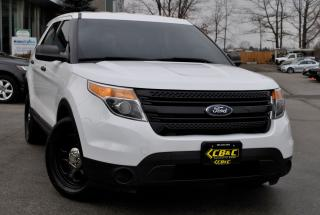 Used 2013 Ford Police Interceptor Utility EXPLORER l AWD l ECOBOOST for sale in Oakville, ON
