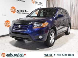 Used 2010 Hyundai Santa Fe GL Sport AWD; Auto, Leather, Heated Seats, Sunroof for sale in Edmonton, AB