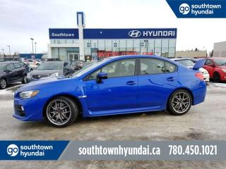 Used 2017 Subaru WRX SPORT TECH/6SPD/AWD/NAV/SUNROOF/LEATHER for sale in Edmonton, AB