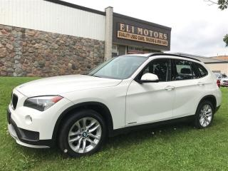 Used 2015 BMW X1 xDrive28i | Navi | Bluetooth | F&R Parking Sensors for sale in North York, ON