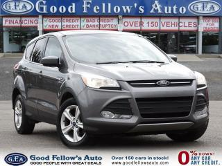 Used 2015 Ford Escape SE MODEL, 1.6 ECO, REARVIEW CAMERA, HEATED SEATS for sale in Toronto, ON