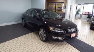 Used 2015 Volkswagen Passat COMFORTLINE/BACKUP CAMERA/NAVI/SUNROOF/$$16999 for sale in Brampton, ON