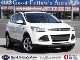 Used 2015 Ford Escape SE MODEL, 1.6 LITER ECOBOOST, FWD, LEATHER SEATS for sale in Toronto, ON
