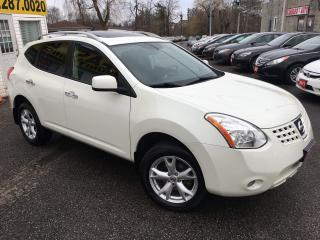 Used 2010 Nissan Rogue SL/ AWD/ AUTO/ SUNROOF/ POWER GROUP/ ALLOYS! for sale in Scarborough, ON