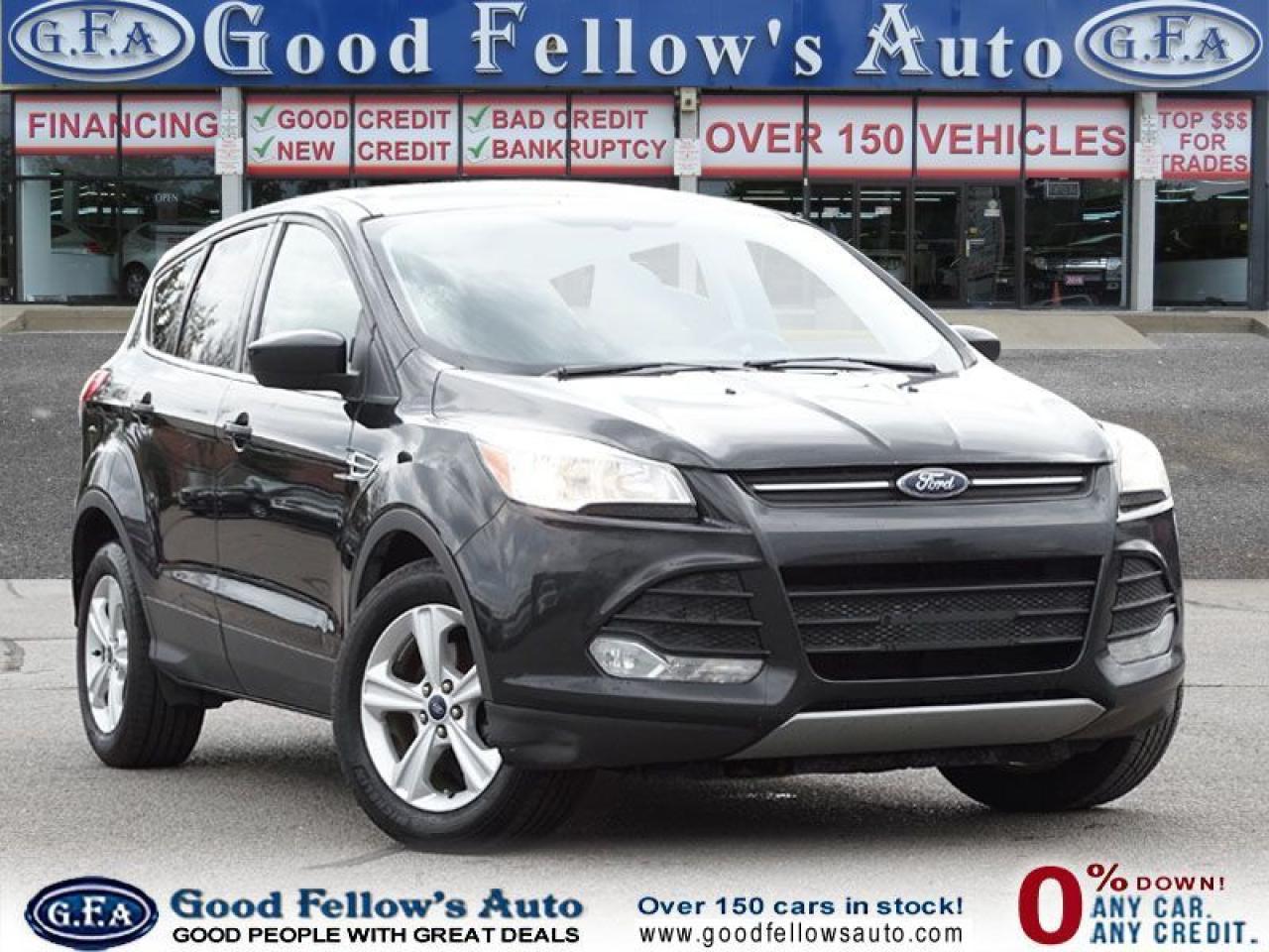 2014 Ford Escape SE MODEL, 1.6 L ECO, REARVIEW CAMERA, HEATED SEATS