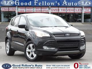 Used 2014 Ford Escape SE MODEL, 1.6 L ECO, REARVIEW CAMERA, HEATED SEATS for sale in Toronto, ON