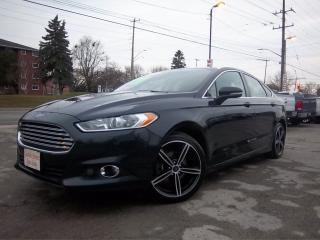Used 2014 Ford Fusion SE for sale in Whitby, ON