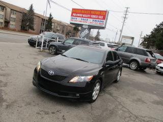 Used 2007 Toyota Camry SE for sale in Toronto, ON