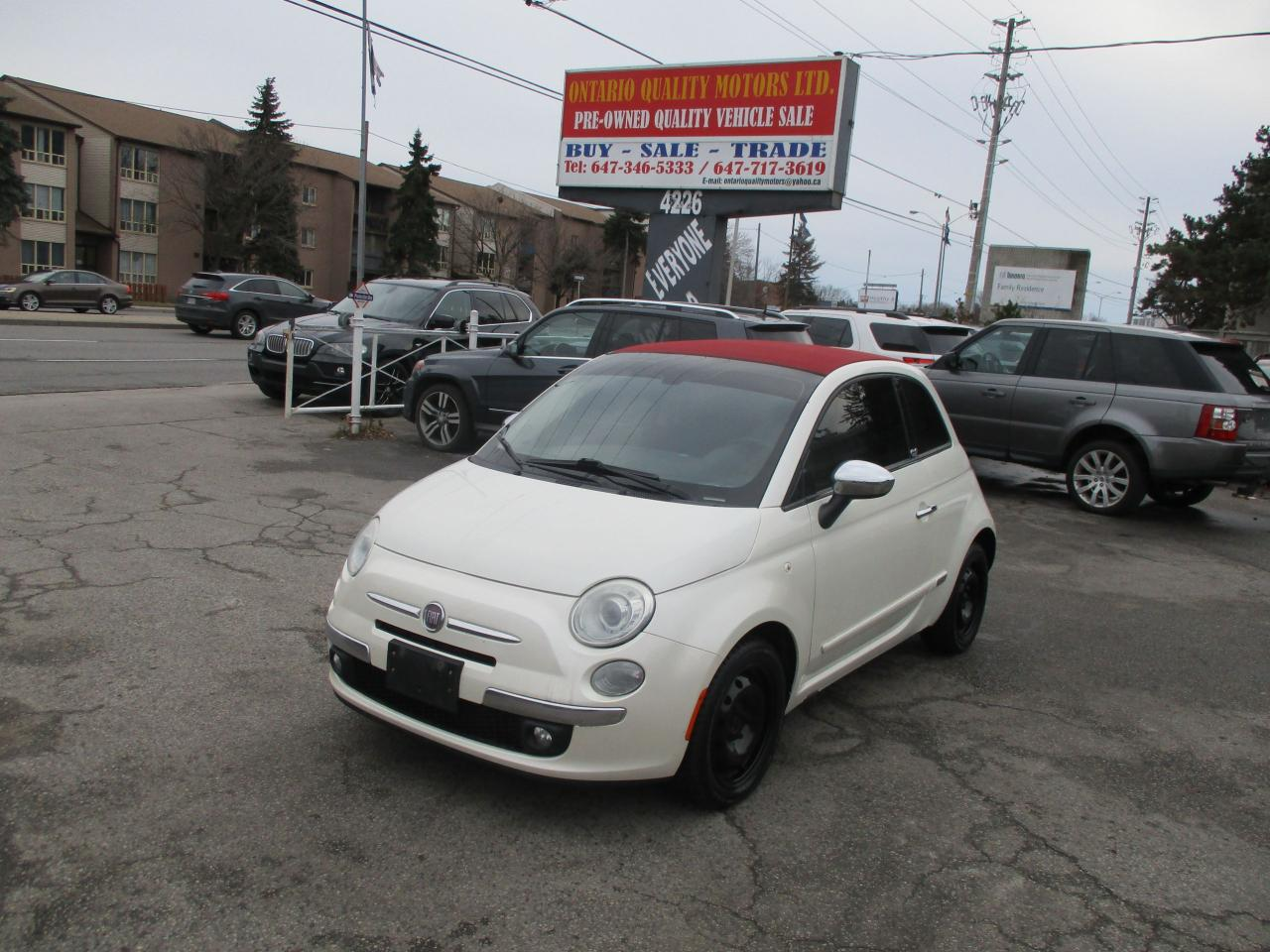 used 2012 fiat 500 gucci for sale in toronto, ontario | carpages.ca
