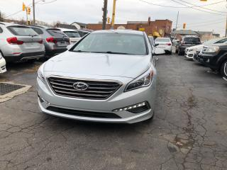 Used 2015 Hyundai Sonata 2.4L GLS CAM BLINDSPOT CERTIFIED for sale in Toronto, ON
