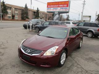 Used 2012 Nissan Altima 2.5 S for sale in Toronto, ON