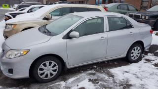 Used 2009 Toyota Corolla S for sale in North York, ON