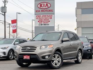 Used 2012 Hyundai Santa Fe GL Premium | Heated Seat | Bluetooth | Sunroof for sale in St Catharines, ON