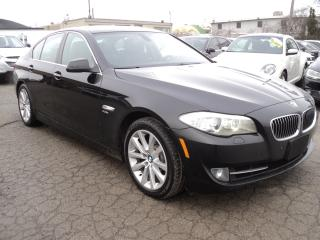 Used 2012 BMW 5 Series 528i xDrive for sale in Oakville, ON