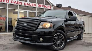 Used 2008 Ford F-150 STX|LEATHER|V8|RWD for sale in Mississauga, ON