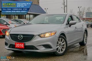 Used 2016 Mazda MAZDA6 i Sport for sale in Guelph, ON