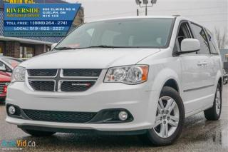 Used 2017 Dodge Grand Caravan Crew for sale in Guelph, ON