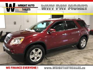 Used 2010 GMC Acadia SLE2|SUNROOF|DVD PLAYER|95,080 KM for sale in Cambridge, ON