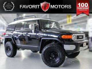 Used 2007 Toyota FJ Cruiser CD/MP3/MWA player | A/C | Parking Sensors for sale in North York, ON
