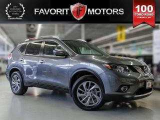 Used 2014 Nissan Rogue SL | AWD | NAVI | Sunroof | Backup Cam for sale in North York, ON