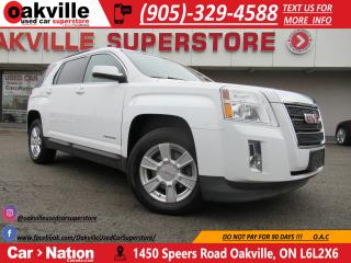 Used 2012 GMC Terrain SLT | LEATHER | BACK UP CAMERA | BLUETOOTH for sale in Oakville, ON