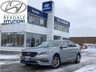 Used 2017 Hyundai Sonata GL for sale in Toronto, ON