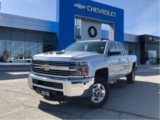 Used 2018 Chevrolet Silverado 2500 LT for sale in Barrie, ON