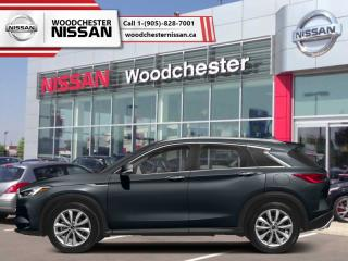 New 2019 Infiniti QX50 Essential AWD  - Navigation for sale in Mississauga, ON