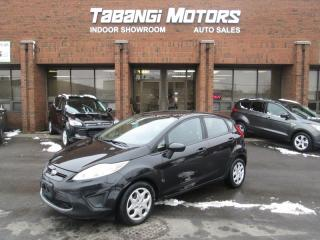 Used 2011 Ford Fiesta NO ACCIDENT | BLUETOOTH | SATELLITE RADIO | for sale in Mississauga, ON