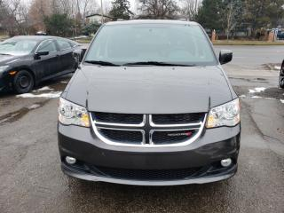 Used 2017 Dodge Grand Caravan 4DR WGN for sale in Toronto, ON