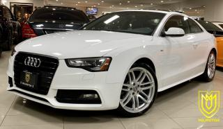 Used 2016 Audi A5 Technik|S-LINE for sale in North York, ON