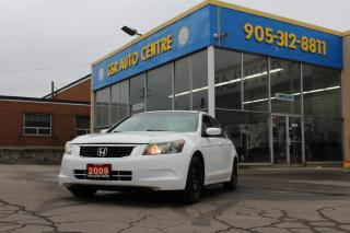 Used 2009 Honda Accord EX-L Sedan AT | Leather Seats | Keyless Entry | Dual Climate Control | Sunroof | Heated Seats | Power Door Locks | Power Windows | Alloy Wheels | Heated Side Mirrors for sale in Hamilton, ON
