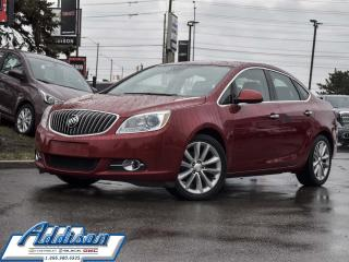 Used 2014 Buick Verano 4Dr Sedan 4PH69 for sale in Mississauga, ON