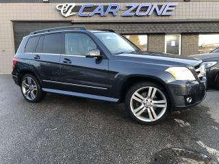 Used 2010 Mercedes-Benz GLK350 NAVI PANOROOF AMG PACK for sale in Calgary, AB